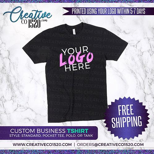 Custom Business T-shirt