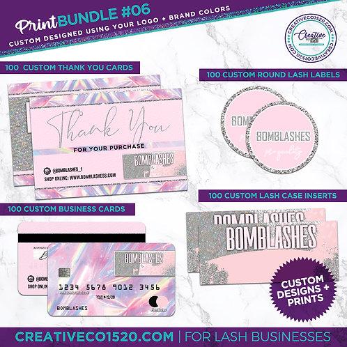 Design+Print Package #06