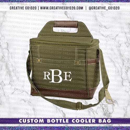 Custom Bottle Cooler Bag