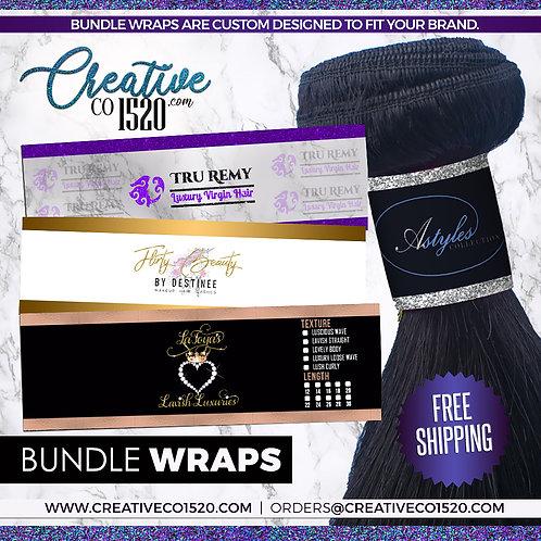 Custom Printed Bundle Wraps