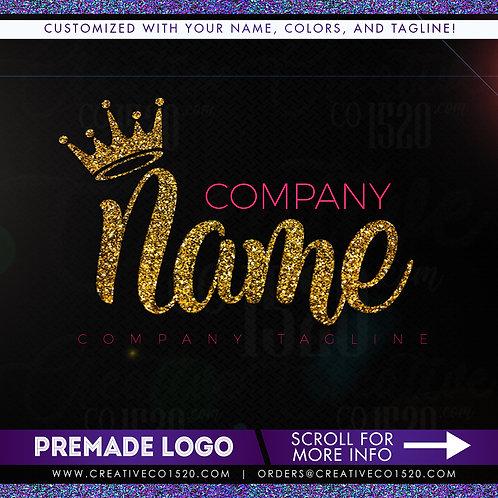 Premade Logo Design 01