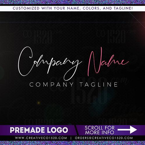 Premade Logo Design 02