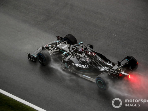 Lewis Hamilton destroys competition in Qualifying for the Styrian F1 Race