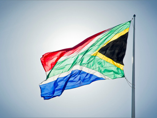 What is happening in South Africa?