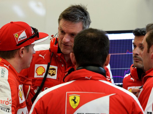 James Allison - A man who knows both Ferrari and Mercedes