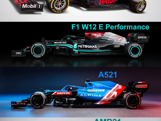 All 10 Teams have revealed their car liveries