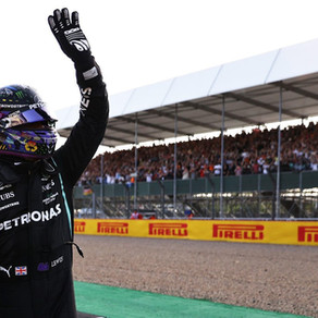 British GP - Sprint Race Qualifying