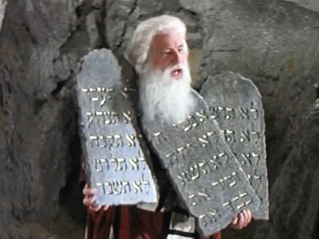 Biblical Numerology for the win!