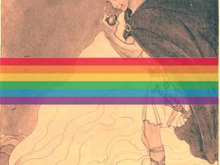 Immortal Queer; LGBTQ+ Narratives in Mythology