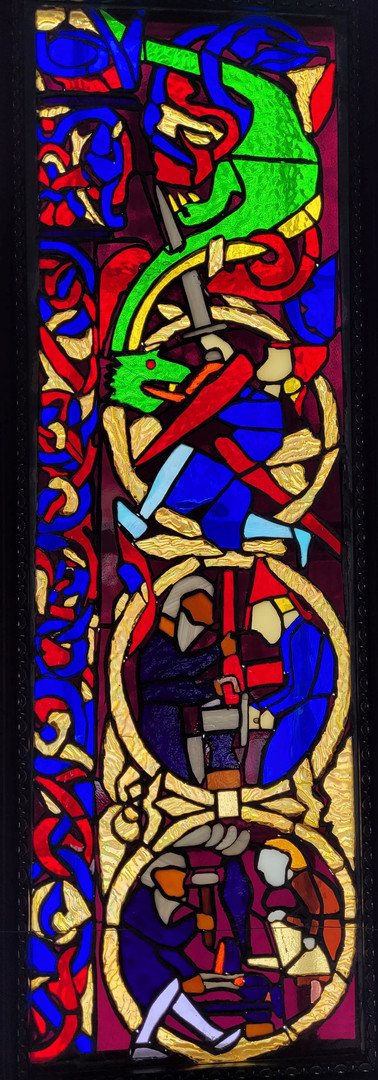 Stained Glass Adaptation