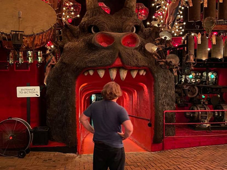 Into the Mouth of American Kitsch: Wisconsin's House on the Rock