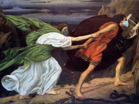 Orpheus and Eurydice Go Shopping