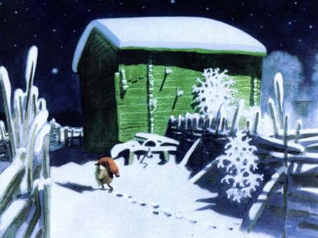 The Farmer from the Barrow: an Unusual  Christmas Story
