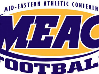 MEAC Football Players of the Week – Week 9