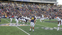 Bulls Rally to Beat Toledo, 31-17