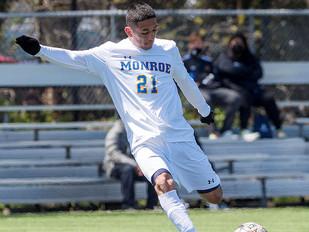 Monroe Mustangs Men's Soccer Comes in at No. 2 in Latest NJCAA Men's Soccer Poll