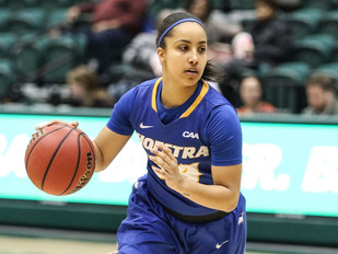 Brozoski Named NCAA Woman Of The Year Nominee