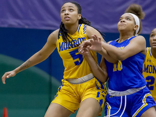 Monroe Mustangs Women's Basketball Grabs Win over Hostos on Second Day of National Title IX Holiday