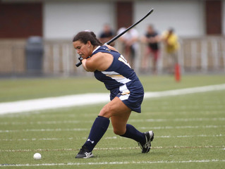 Padilla Goal Lifts No. 4 Field Hockey in Overtime