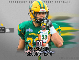West Named D3Football.com Preseason Second Team All-American