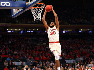 Georgetown Holds Off St. John's, 89-78