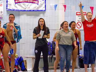 Women's Swimming and Diving Adds 5 For Next Season