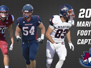 Bailey, Geni, and Snuffer Named Captains for 2019 Football Season