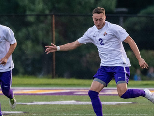 MEN'S SOCCER FALLS IN OVERTIME AT DARTMOUTH