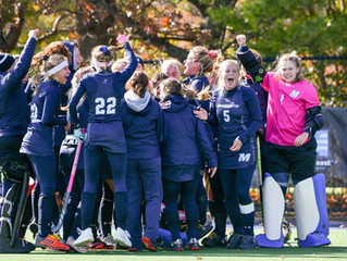 FIELD HOCKEY RANKED 20TH IN FINAL NFHCA COACHES POLL