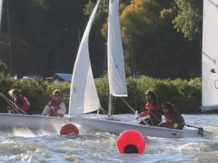 Sailing Splits Up For Pair Of Weekend Regattas