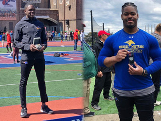 No. 10 Monroe Men's Outdoor Track and Field Impresses at 125th Running of Penn Relays