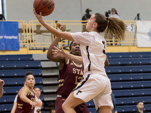 Women's Basketball Remains at No. 7 in D2SIDA East Poll