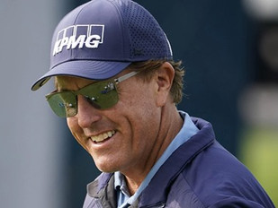 Golf legend Phil Mickelson donates $500k to Jackson State, possibly more to come