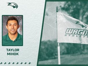 Wagner Names Taylor Mihok Head Women's Golf Coach