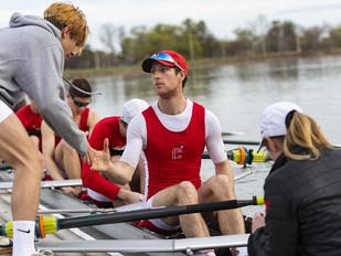 Men's Lightweight Rowing Seeks National Title This Weekend