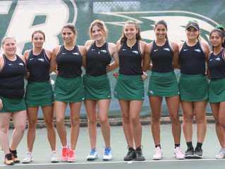 Women's Tennis Defeats Rider, 5-2, For Second Straight Victory