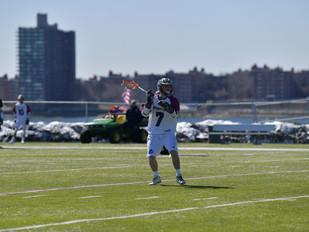Men's Lacrosse Comes up Short in Heartbreaking Loss to SUNY Geneseo