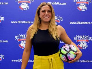 In the Spotlight: Women's Soccer Head Coach Justine Lombardi