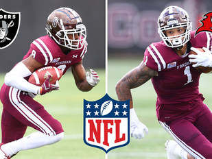 Fordham's Dylan Mabin and Isaiah Searight Sign NFL Contracts