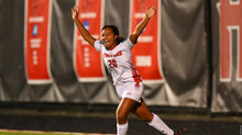Women's Soccer Rolls to 7-0 Win at Delaware State