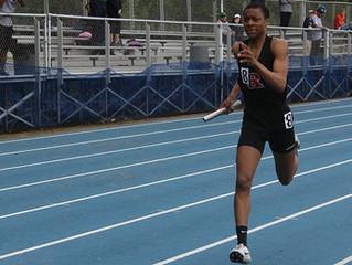 Men's Track & Field Participates in the TCNJ Invitational