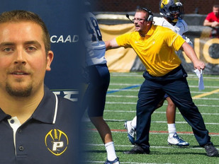 Pace Football Elevates Gruber to Defensive Coordinator