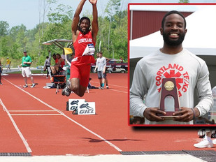 Micah Assibey-Bonsu All-American in Triple Jump at Final Day of NCAA Championships