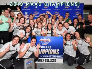 CHAMPIONS! Seahawks Soar To Sixth Straight MAAC Championship Title