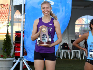 CCNY's Maillet Achieves All-America Status at 2019 NCAA National Outdoor Championships