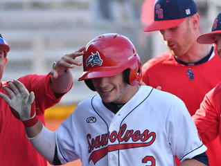 Strong Starts Help Seawolves to Saturday Sweep of Maine