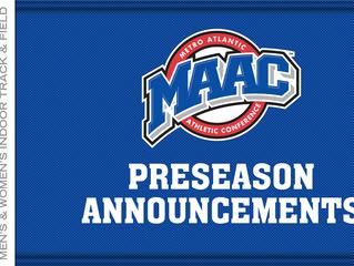 Monmouth Selected as Favorites in Both MAAC Men's & Women's Indoor Track & Field Preseason C