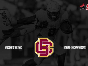 SWAC Announces Addition of Bethune-Cookman as Full Member