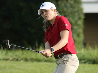 Schultz Finishes Third as Women's Golf Competes at Cortaca Northeast Invite