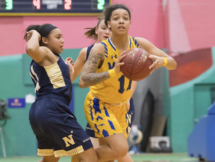 Monroe Mustangs Women's Basketball Opens National Title IX Holiday Invitational with Victory over CC